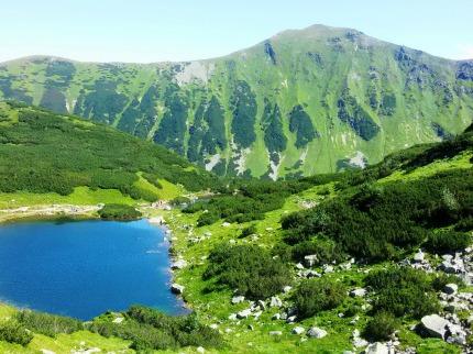 NP Malá Fatra a Západní Tatry ze slovenské i polské strany