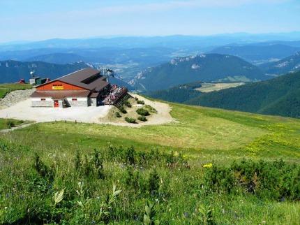 Národní parky Slovenska, památky a termální lázně