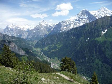 Nejkrásnější kouty Alp
