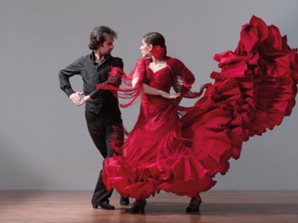 Flamencová Barcelona - letecky
