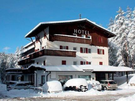 Itálie - lyže - Alta Badia