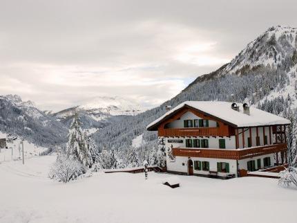 Itálie - lyže - Arabba / Marmolada