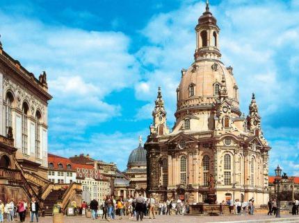 Česko - Saské Švýcarsko