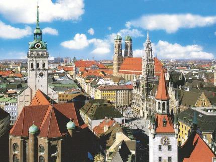 Šumava a Bavorsko