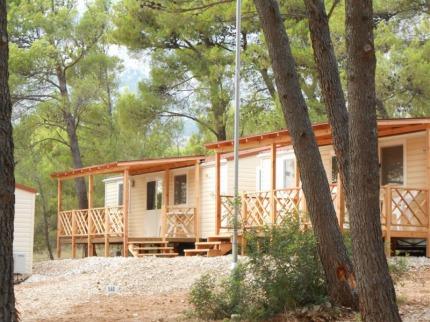 Mobilní domky Adriatic Kampovi