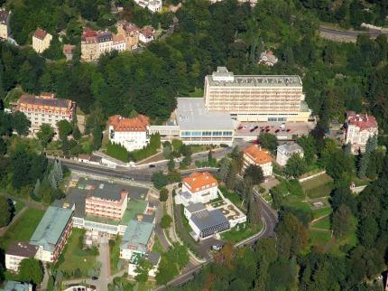 Spa hotel Sanssouci