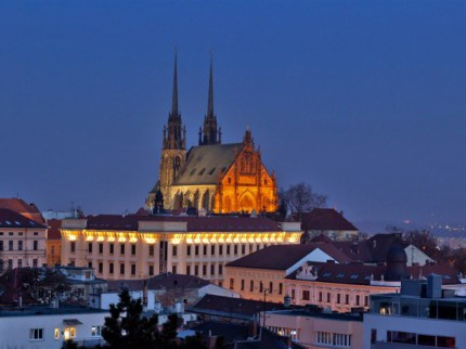 Barcelo Palace Brno