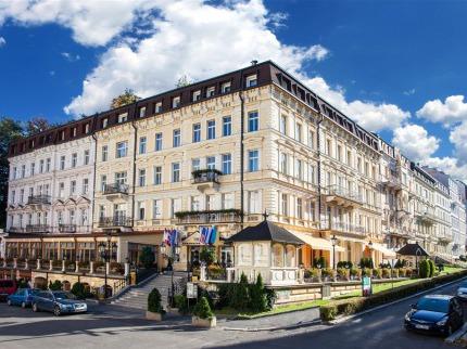 Bohemia Lázně, sanatorium Kriváň
