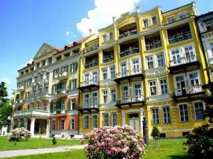 Pawlik, lázeňský hotel