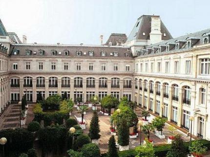 Paříž, Crowne Plaza Paris Republique