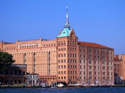 Benátky, Hilton Molino Stucky hotel Venice