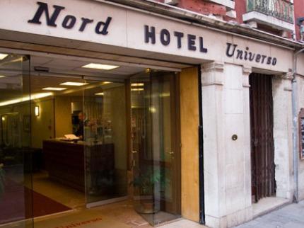 Benátky - Universo & Nord hotel Venice