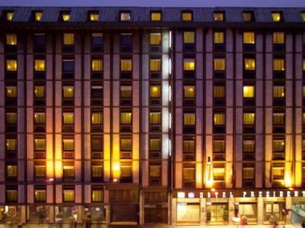 Řím - Best Western hotel President