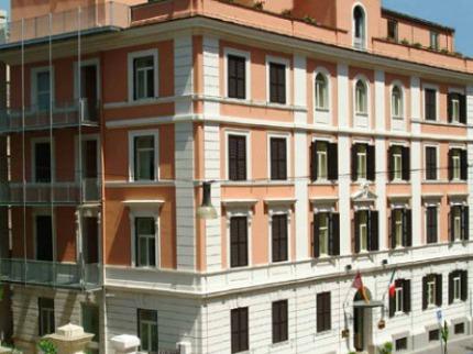 Řím - Delle Vitorie hotel Rome