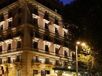 Řím - Regina Baglioni hotel