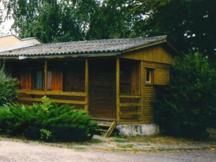 Zvíkov bungalovy