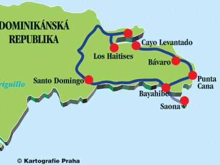 Okruh Dominikánskou republikou
