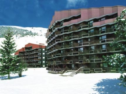 Francie - lyže - Les 2 Alpes