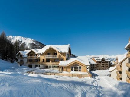 Francie - lyže - Les Orres