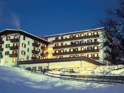 Biancaneve, grand hotel